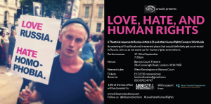 Love, Hate and Human Rights