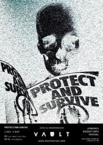 Protect and Survive flyer